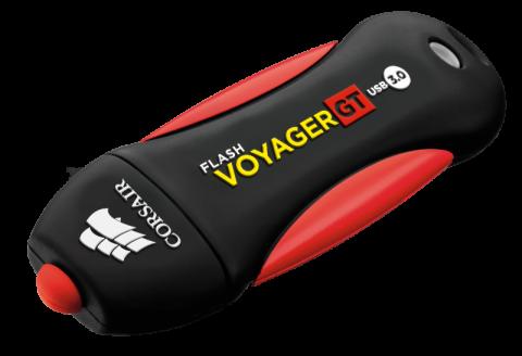 Флаш памет Corsair Voyager GT USB 3.0 128GB, Read 230MBs - Write 160MBs, Plug and Play