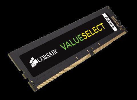 Памет Corsair DDR4, 2133MHZ 8GB (1 x 8GB) 288 DIMM 1.20V, Unbuffered, 15-15-15-36
