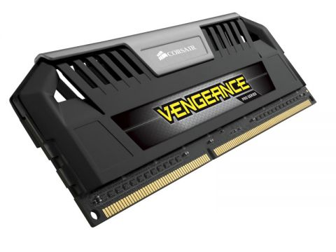 Памет Corsair DDR3, 2400MHz 8GB (2 x 4GB) 240 Dimm, Unbuffered, 11-13-13-31, Vengeance Pro Silver Heatspreader, Supports latest 4th Intel® Core™, XMP 1.3, 1.65V
