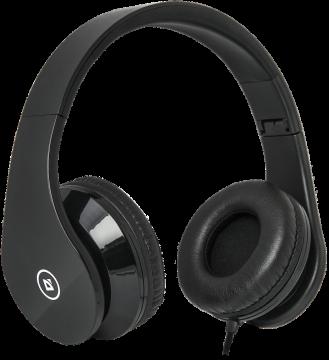 Defender Слушалки Accord HN-047,Black - слушалки с регулируема лента за глава; Дължина на кабела: 1,2м; 3,5мм конектор