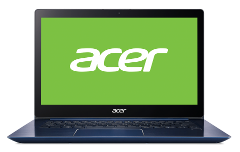 "WEEKLY PROMO! NB Acer Swift 3 SF314-52-50SA/14.0"" IPS Full HD 1920x1080 Corning® Gorilla® Glass/Intel® Core™ i5-8250U/1x8GB/ 256GB PCI-E SSD/Intel HD Graphics 620/ Keyboard backlight/Finger Print/Windows 10/Мetallic body (Anodizing) Stellar Blue"
