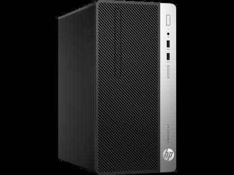 HP ProDesk 400G4 MT Intel® Core™ i7-7700  8 GB DDR4-2400 SDRAM (1x8 GB) 1TB HDD 7200 rpm  DVD/RW NVIDIA GT730 2GB Video  Windows 10 Pro 64 bit,1 Year warranty