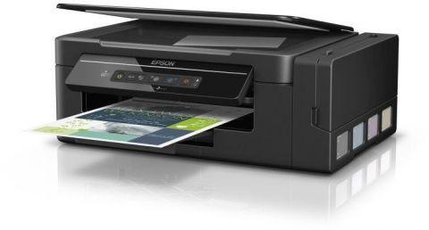 Multifunctional Inkjet Device EPSON L3050, Ink tank system, 4 Ink Cartridges, KCYM