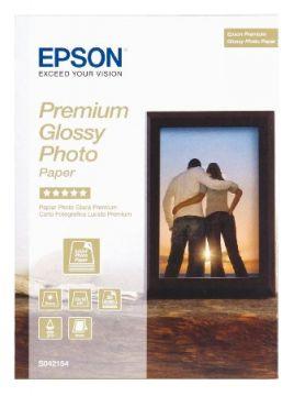 Paper EPSON Premium Glossy Photo Paper, 100 x 150 mm, 255g/m², 40 Sheets