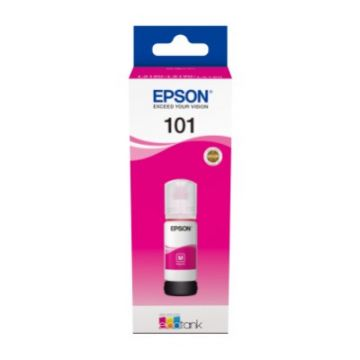 Ink Cartridge EPSON 101 EcoTank Magenta ink bottle for L4150, L4160, L6160, L6170, L6190