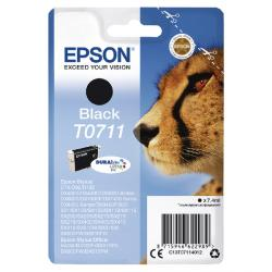 Ink Cartridge EPSON T0711 Black Cartridge