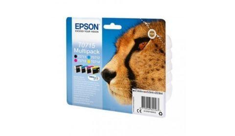 Multipack EPSON 4 standart DURABrite Ink for Stylus D78, DX4400/4450/4050/5000/6000