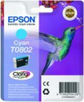 Ink Cartridge EPSON Cyan for Stylus Photo R265/285/360,RX560,PX700W,PX800FW/RX585, P50
