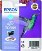 Ink Cartridge EPSON Light Cyan for Stylus Photo R265/285/360,RX560,PX700W,PX800FW/RX585, P50