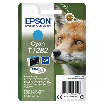 Ink Cartridge EPSON Cyan for Stylus S22/SX125/SX420W/SX425W/SX525WD/BX305F/BX320FW/BX625FWD