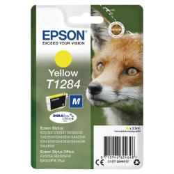 Ink Cartridge EPSON Yellow for Stylus S22/SX125/SX420W/SX425W/SX525WD/BX305F/BX320FW/BX625FWD