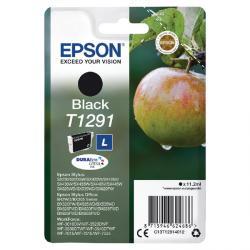 Ink Cartridge EPSON Black  for  Stylus SX420W/SX425W/SX525WD/BX305F/BX320FW/BX625FWD, 11,2 ml