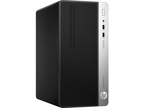 HP ProDesk 400G5 MT Intel® Core™ i7-8700 with Intel® UHD Graphics 630 (3.2 GHz base frequency, up to 4.6 GHz with Intel® Turbo Boost Technology, 12 MB cache, 6 cores) 16 GB DDR4-2666 SDRAM (2 X 8 GB) 512 GB PCIe® NVMe™ SSD DVD/RW Windows 10 Pro,1 Year war