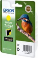 Ink Cartridge EPSON T1594 Yellow for Epson Stylus Photo R2000
