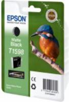 Ink Cartridge EPSON T1598 Matte Black for Epson Stylus Photo R2000