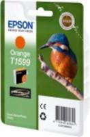 Ink Cartridge EPSON T1599 Orange for Epson Stylus Photo R2000