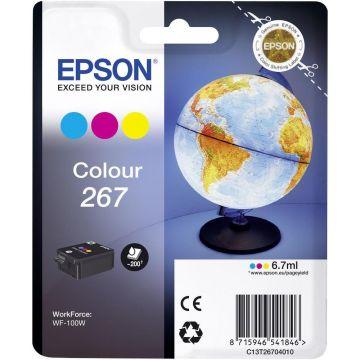 Ink Cartridge EPSON for WF-100W printer, Singlepack, 1 x 6.7mlColour