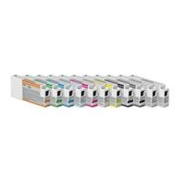 Ink cartridge EPSON Light Black Stylus Pro 7900 / 9900,350 ml.
