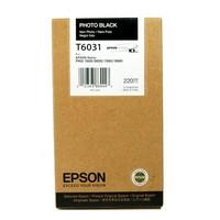 Ink Cartridge EPSON Photo Black 220ml for Stylus Pro 7800/7880/9800/9880
