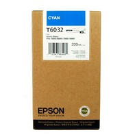 Ink Cartridge EPSON Cyan 220ml for Stylus Pro 7800/7880/9800/9880