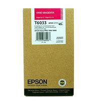 Ink Cartridge EPSON Vivid Magenta 220ml for Stylus Pro 7880/9880