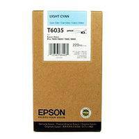 Ink Cartridge EPSON Light Cyan, 220ml for Stylus Pro 7800/7880/9800/9880