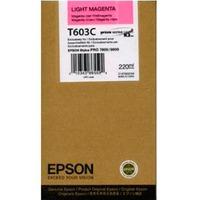 Ink Cartrige EPSON Light Magenta, 220ml  Stylus Pro 7800/9800