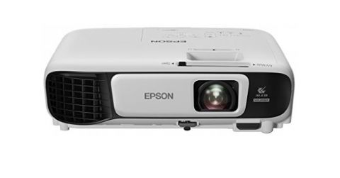 Multimedia Projector  EB-U42, Projectors, Mobile, WUXGA, 1920 x 1200, 16:10, Full HD, 3,600 lumen- 2,235 lumen (economy) In accordance with IDMS15.4, 3,600 lumen - 2,235 lumen (economy) In accordance with ISO 21118:2012, 15,000 : 1, USB 2.0 Type A, USB 2.