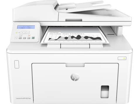 Принтер HP LJ Pro MFP M227sdn