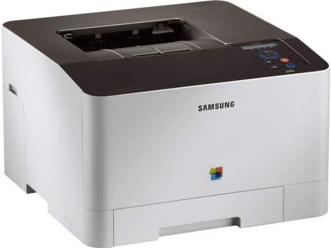 Принтер Samsung CLP-415N Color Laser Printer