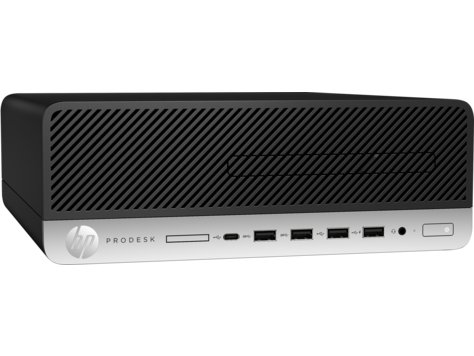 HP ProDesk 600G3 SFF Intel® Core™ Intel® Core™ i5-7500with Intel HD Graphics 630 (3,4 GHz, to 3,8 GHz with Intel Turbo Boost-technologie, 6 MB cache, 4 cores)  4 GB DDR4-2400 SDRAM (1 x 4 GB)  1TB HDD 7200 RPM DVD/RW Windows 10 Pro 64 3 Years warranty