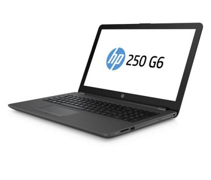 HP 250 G6 Intel® Core™ i3-6006U (2 GHz, 3 MB cache, 2 cores) 15.6 FHD AG LED Intel HD Graphics 8 GB  DDR4-2133 SDRAM (1 x 8 GB) 256 GB SSD M.2 HDD DVD+/-RW Intel Dual Band Wireless802.11a/b/g/n/ac  3-cell Battery,DOS,2 years warranty