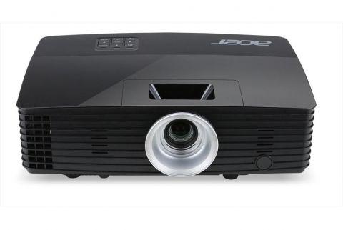 Projector Acer P1285B TCO, XGA (1024x768), Format 4:3 (native), 16:9, 20000:1, 3300 lumens Input: HDMI®/MHL, 2xAnalog RGB(D-sub), 1x (RCA), 1xS-video(Mini DIN), USB(Type A)x2, USB(Mini B)x1, 2xAudio In, Output: DC Out (5V/1A,USB Type A)x1; Analog RGB (D-s