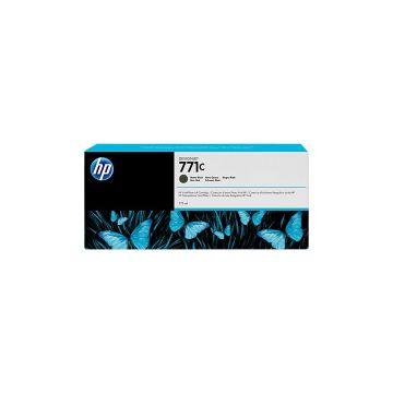 Консуматив HP 771C 1-pack Original Ink Cartridge; Matte Black;  ; HP DesignJet Z6200