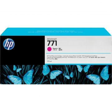 Консуматив HP 771C 1-pack Original Ink Cartridge; Magenta;  ; HP DesignJet Z6200