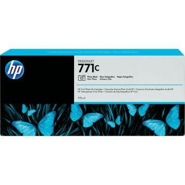 Консуматив HP 771C 1-pack Original Ink Cartridge; Photo Black;  ; HP DesignJet Z6200