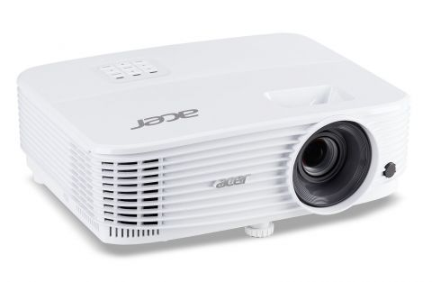 "ПОДАРЪК ЕКРАН Acer T87-S01MW 87"" Projector Acer P5630 DLP® 3D ready 144Hz 24p 3D, Resol.: WUXGA (1920x1200), Format: 16:10 (Native), Contr.: 20 000:1, Brightn.: 4000 lumens Input: HDMIx2, MHLx2, RS232 (D-sub)x1, Composite (RCA), VGAx2, RJ45, USB Type A, i"