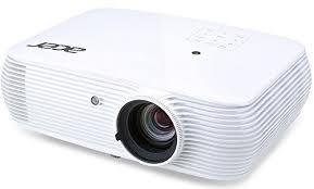 PJ Acer P5330W, DLP 3D, WXGA, 4500lm, 20000/1, HDMI, RJ45, 16W, Bag, 2.7kg, EURO Power