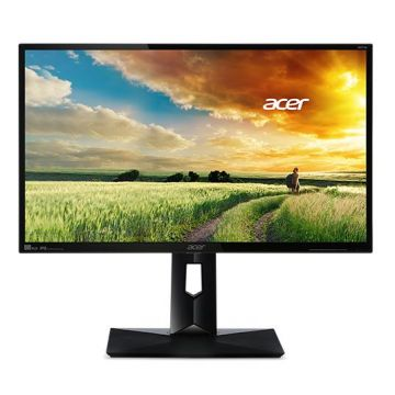 "Monitor Acer CB271HUbmidprx 69cm (27"") Wide 16:9 WQHD 2560x1440 @60hz  IPS 4ms (G to G)100M:1 ACM 350nits LED 1xDVI; DisplayPort(v1.2) Speaker 2Wx 2; Height adjustment Pivot (ErgoStand design) EURO/UK EMEA TCO7.0 Black Acer EcoDisplay, 3 years"