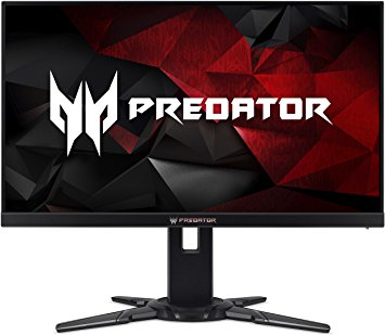 "PROMO WEEK! Monitor Acer Predator XB272bmiprzx 69cm (27"") Wide 16:9 Maximum resolution FHD 1920x1080@240Hz; 1ms 240Hz G-Sync ZeroFrame 100M:1 ACM 400nits LED HDMI; DisplayPort; Speakers 2Wx2;  Audio Out; 4 x USB 3.0 Hub (1up 4down) Height adj. Pivot EURO/"