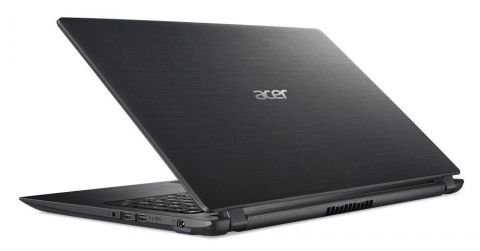 "NB Acer Aspire 3 A315-51-35TP/15.6"" HD Antiglare/Intel® Core™ i3-6006/Intel HD/4GB(1x4GB) DDR4/1000GB+(m.2 slot SSD free)/W/o ODD/802.11 ac/2CELL/LINUX, Obsidian Black"