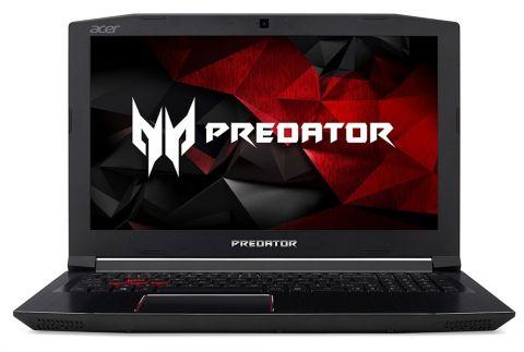 "NB Predator Helios 300 PH317-52-7524 /17.3""FHD IPS Acer ComfyView™/ Intel® Hexa-Core™(6 Core™) i7-8750H (9M Cache, up to 4.10 GHz)/ NVIDIA® GeForce® GTX 1060 6 GB GDDR5/16GB (2x8GB) DDR4/1000GB+256GB SSD NVMe/ Windows 10 Home 64-bit /Metal Form Factor/ Du"