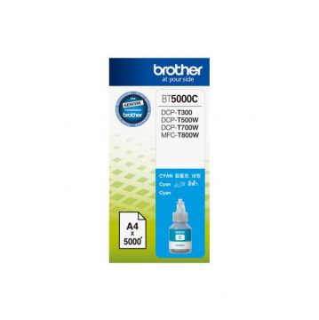 Ink Cartridge BROTHER Cyan for DCPT300YJ1, DCPT500WYJ1, DCPT700WYJ1, 5000p.,