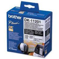 Standard Address Labels BROTHER 29mm x 90mm x 400