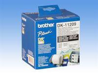 Small Address Label BROTHER 29MM x 62MM x 800