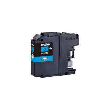 Cyan ink cartridge BROTHER for Brother MFCJ4410DW / 4510DW / MFCJ6520DW / MFCJ6920DW, 600 p.