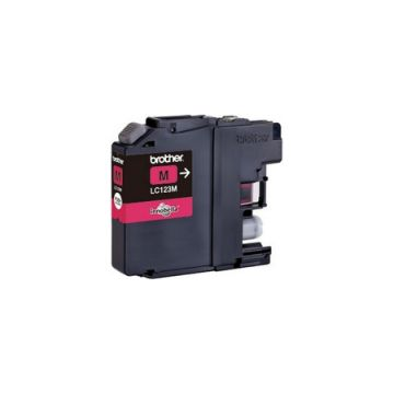 Magenta ink cartridge for Brother MFCJ4410DW / 4510DW/ MFCJ6520DW /J6920DW,600 p.