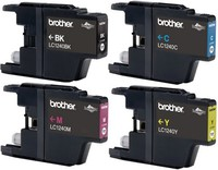 Cyan Ink Cartridge BROTHER (600 A4 pages) for MFCJ6910DW, DCPJ925DW
