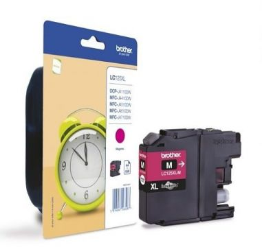 Magenta ink cartridge BROTHER for Brother MFCJ4410DW / 4510DW/ J6920DW, MFCJ6520DW1200 стр.