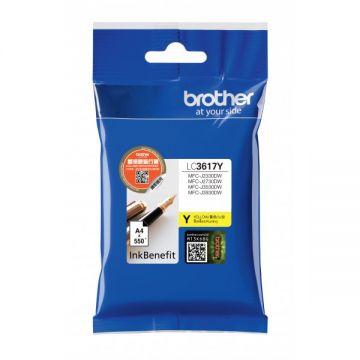 Ink Cartridge BROTHER  for MFC-J2330DW/J3530DW/J3930DW Yellow
